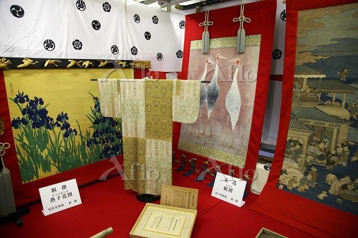 祇園祭宵山(屏風祭り) 芦刈山