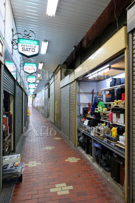 兵庫県 元町高架下 モトコー6番街 モトコータウン6
