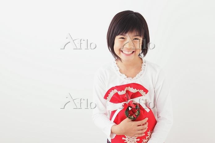 クリスマス 日本人の子供