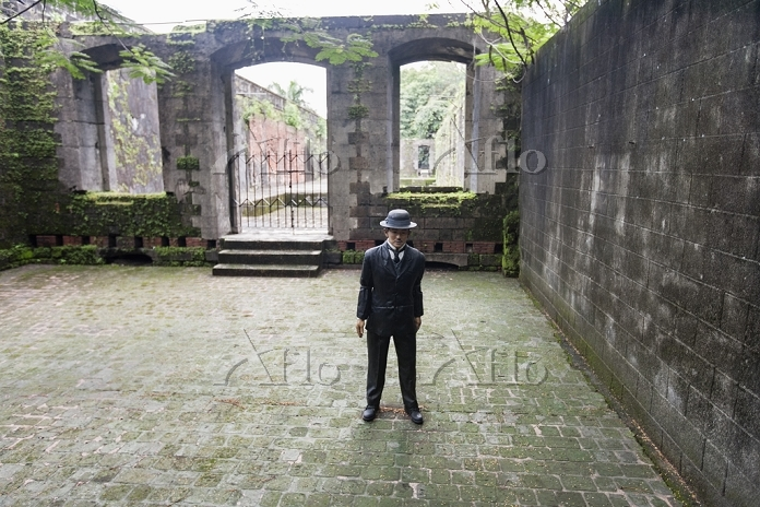 Statue of Jose Rizal at Fort S・・・