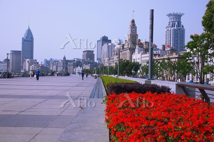 中国 上海 外灘(バンド)