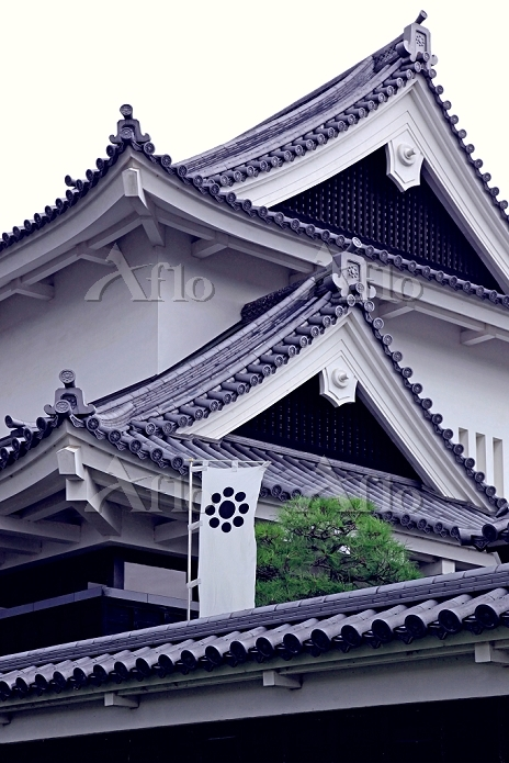 京都府 勝龍寺城