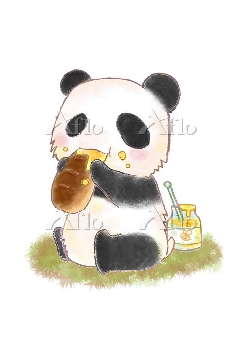 パンとパンダ