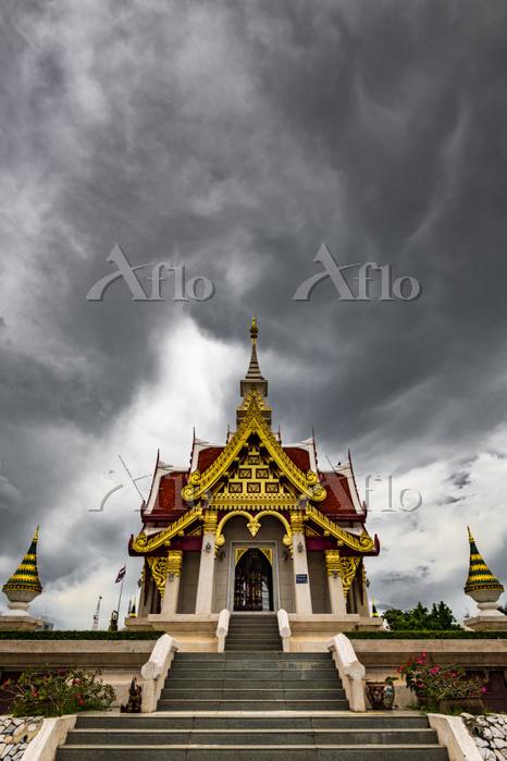 タイ イサーン 寺院