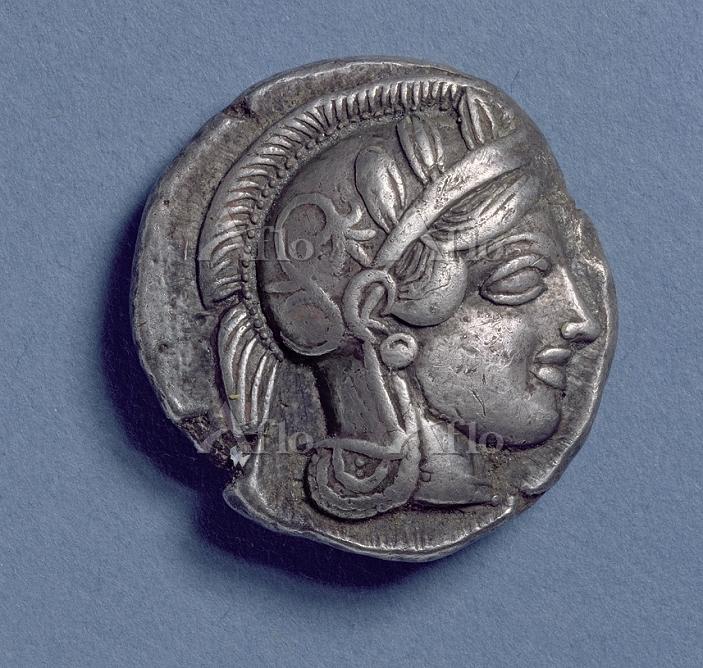 「アテナのコイン」