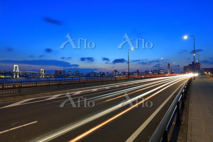 東京都 豊洲 富士見橋